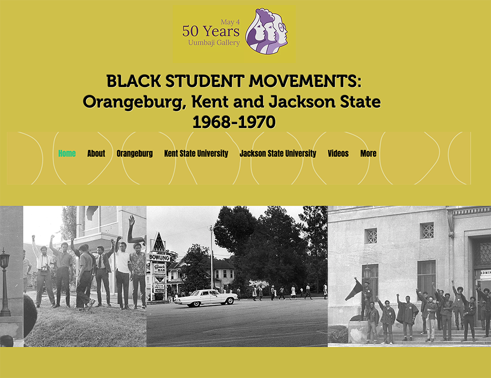 Black Student Movements