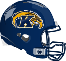 KSU Football Helmet Image