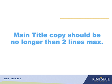 4x3 Light PowerPoint Template Screenshot