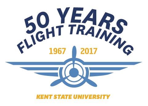 logo 50th Anniversary of Flight Program