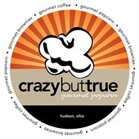logo Crazy But True popcorn