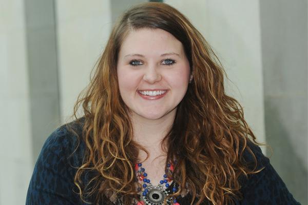 Millie Ott the Fashion School's new Internship Liaison Manager