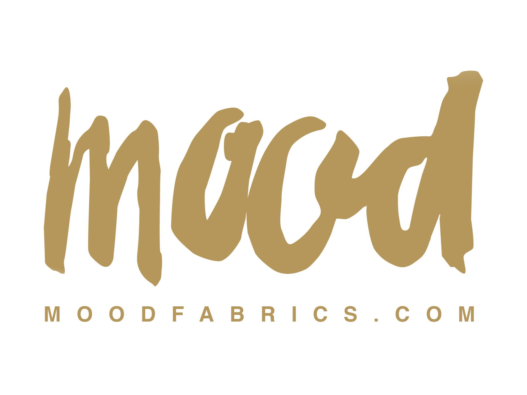 moodFabrics Logo - moodfabrics.com