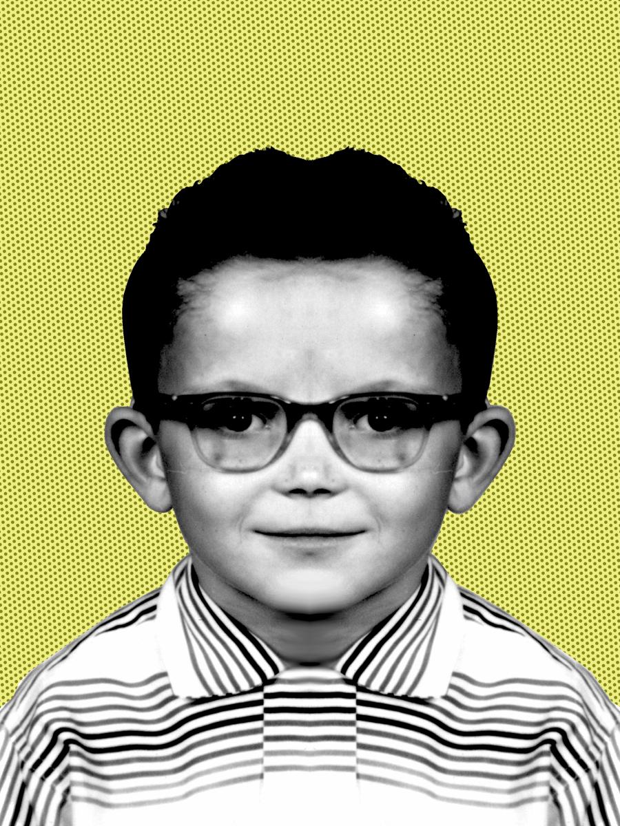 School Days by Mark Mothersbaugh