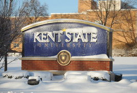 Kent State University employees are encouraged to help the university conserve energy while on break for the holidays.