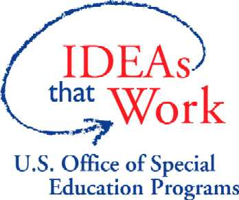 OSEP Ideas That Work logo