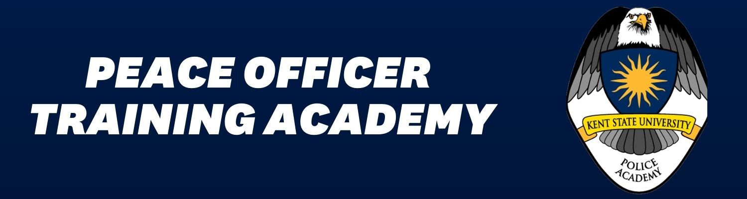 Peace Officer Training at Kent State University