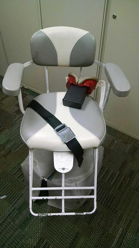 photo 2018 Aero Safety Day Barany Chair