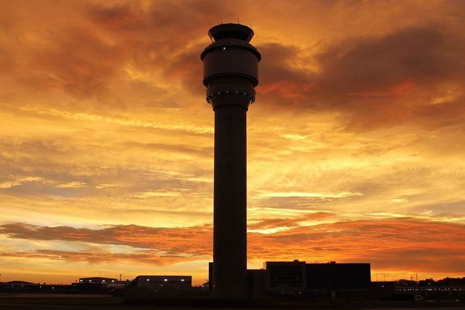 photo 2018 Aeronautics Safety Day speaker Alan Zeleznik CLE ATC Tower