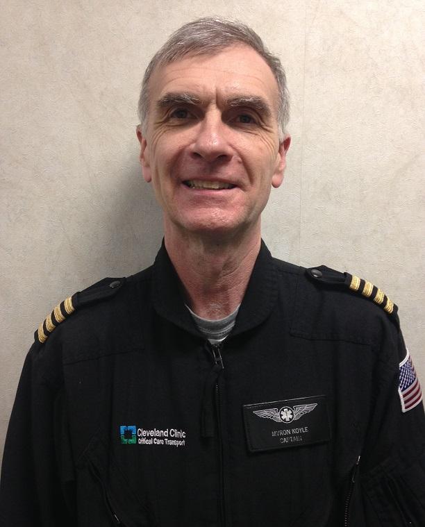 photo 2018 Aeronautics Safety Day speaker Myron Koyle