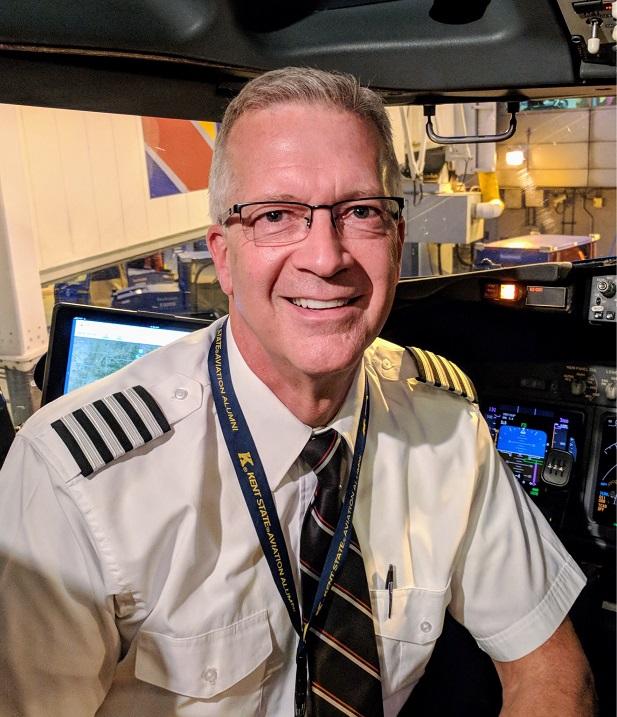 photo 2018 Aeronautics Safety Day speaker Ted Orris