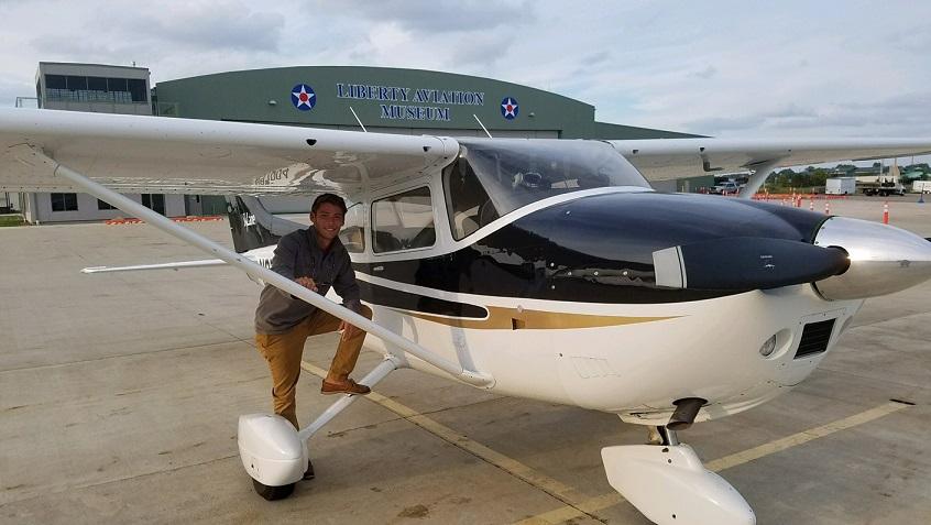 photo Cessna 182 Skylane, AeroTrek