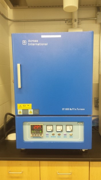 photo Fuel Cell Research, Across International CF1600 and CF1400 Muffle Furnaces
