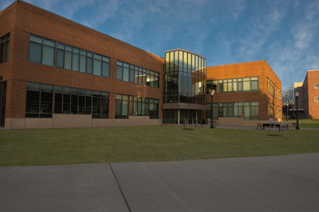 The Aeronautics and Technology Building at Kent State University has received LEED Gold certification.