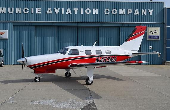 photo Piper M350, Muncie Aviation
