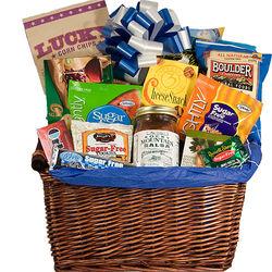 photo example of gift basket