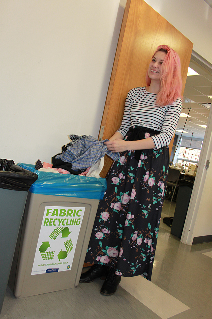 Fabric Recycling