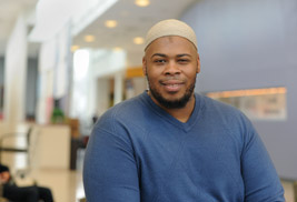 Terell Wilson, a Kent State University at Stark student, was awarded a Benjamin A. Gilman Scholarship to study in Florence, Italy, during the spring semester.