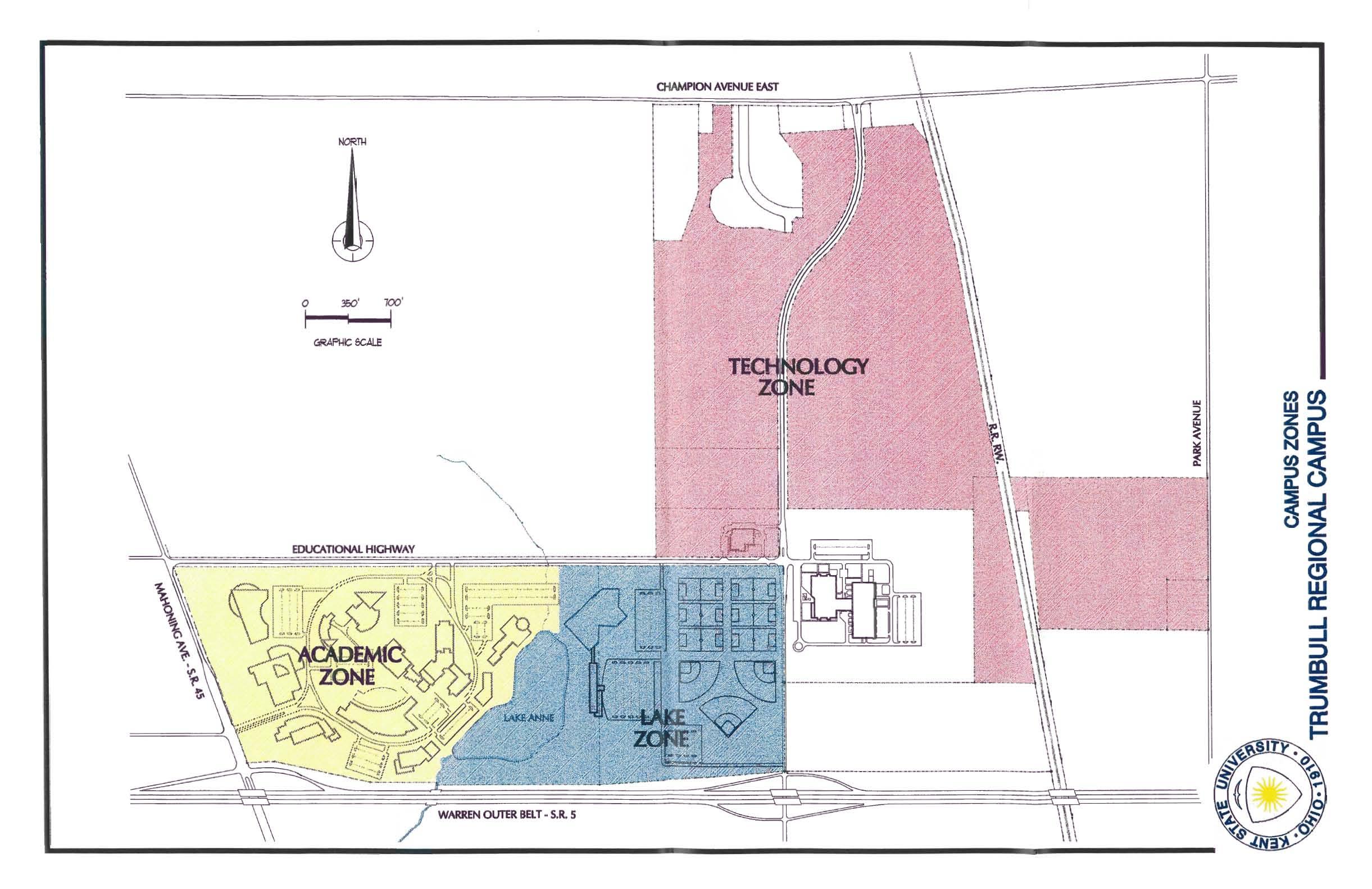 Trumbull Campus Master Plan