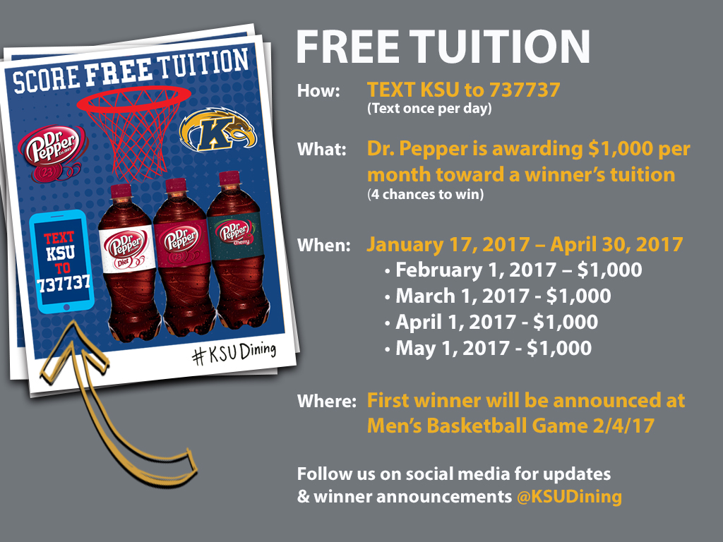 Dr. Pepper Tuition Ad