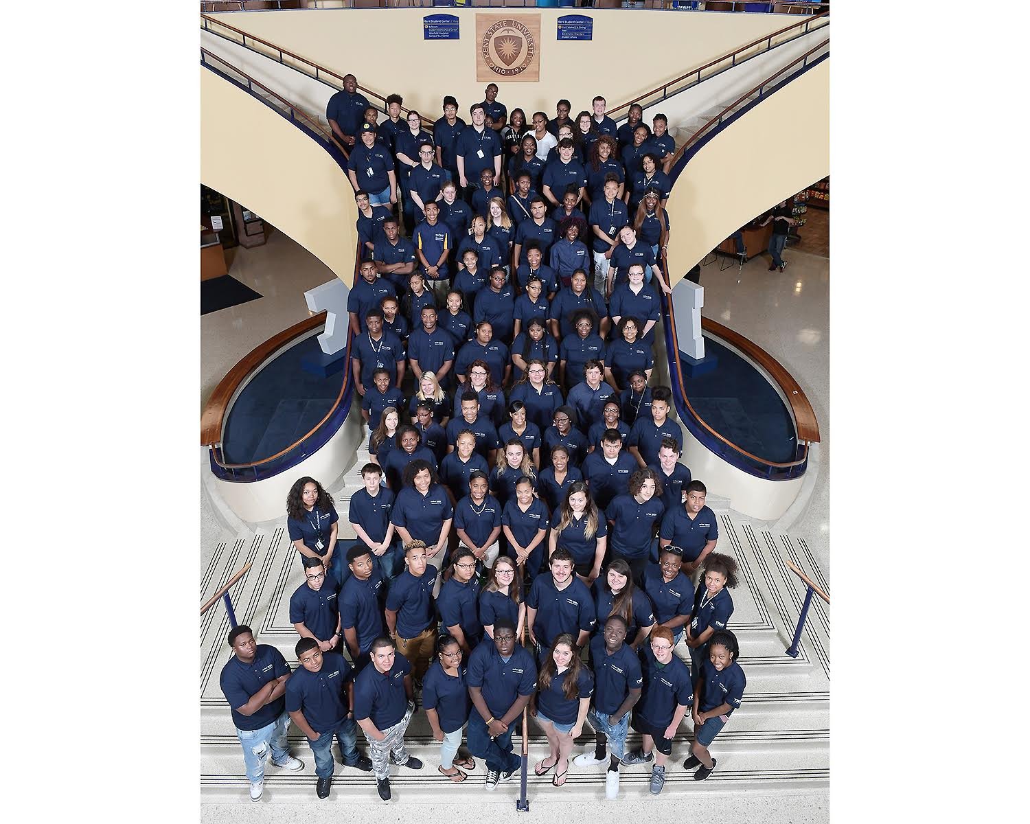 Upward Bound Photo