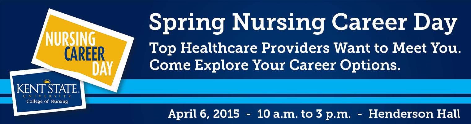Spring Nursing Career Day - April 6, 2015