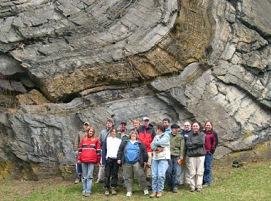 Tectonics & Orogeny Field Trip