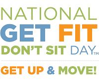Get Fit Don't Sit logo