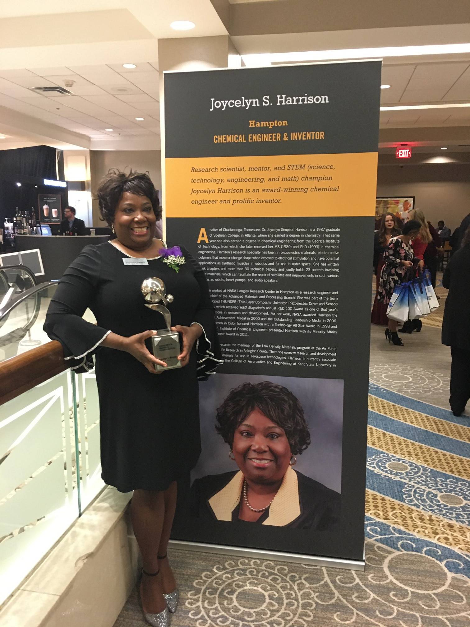 Dean Joycelyn Harrison Award