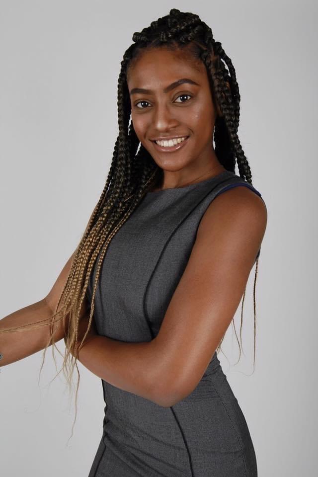 Headshot of Kyra Fogg