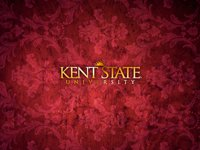 Red Kent State University background