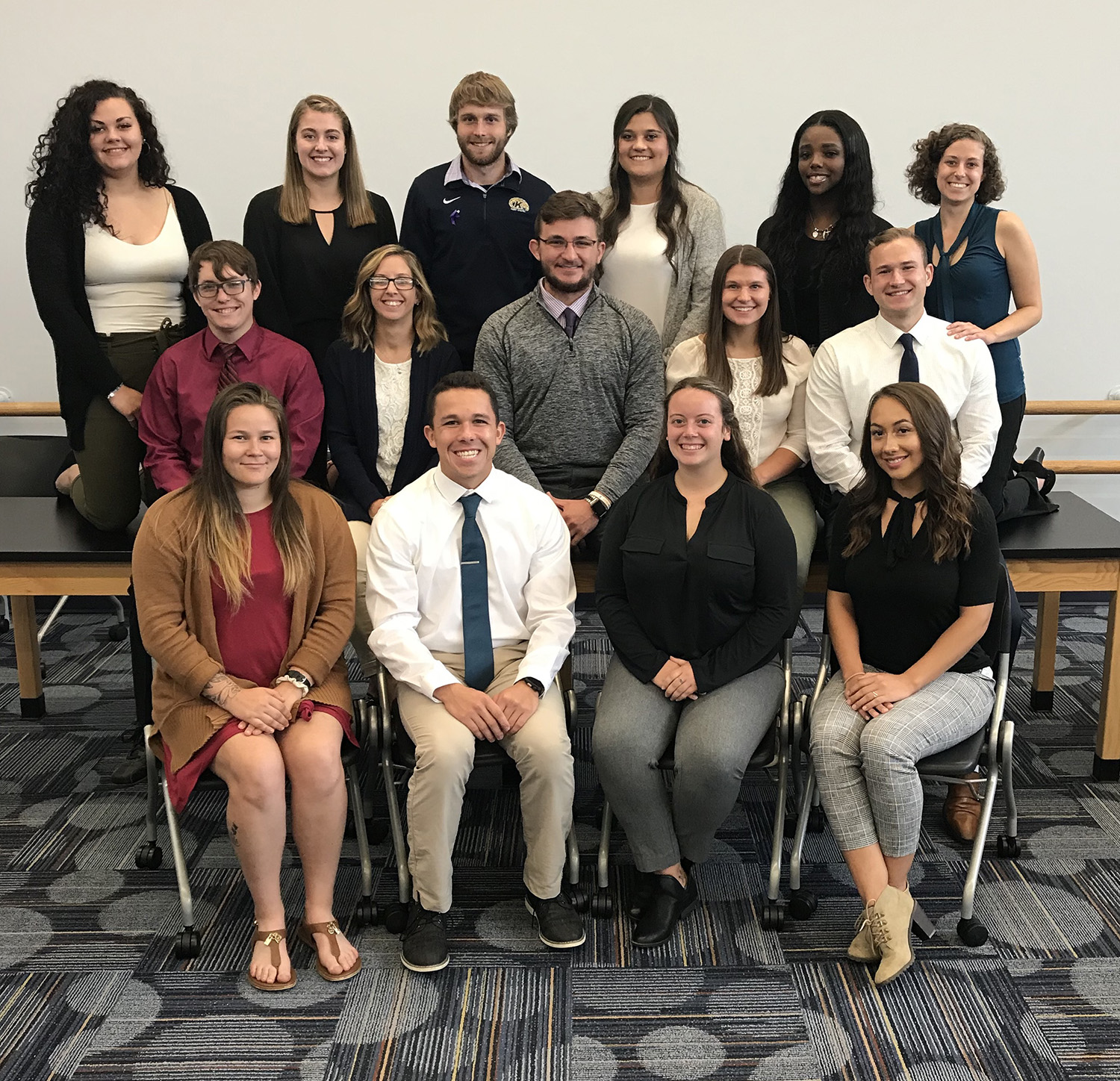 Second Year Professional Phase Students