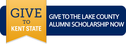 Give to the Lake County Alumni Scholarship Now