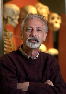 Dr. Owen Lovejoy, Distinguished Professor in the Anthropology Department