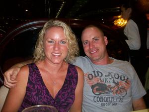 Mark and Lori