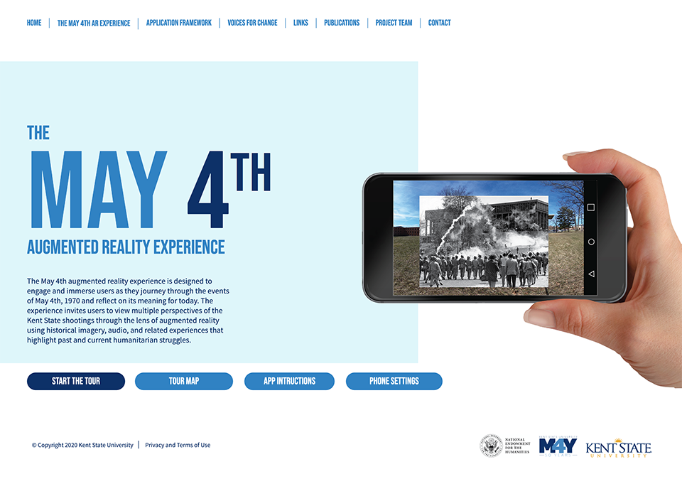 May 4 Augmented Reality Experience
