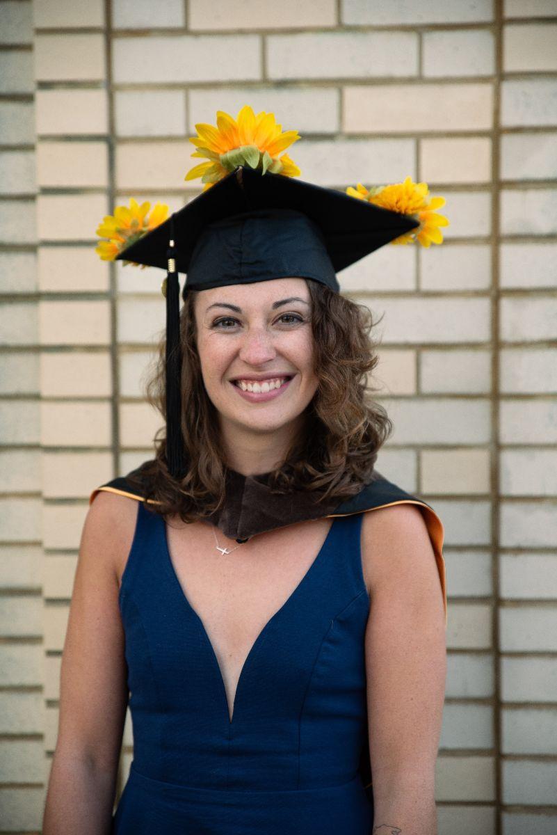 Kelsey Merritt, M.A. Fashion Industry Studies Fall 2020 graduate