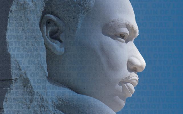 Martin Luther King Day Celebration Calendar