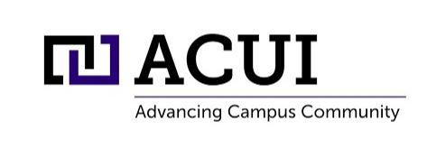 Association of College Unions International Logo