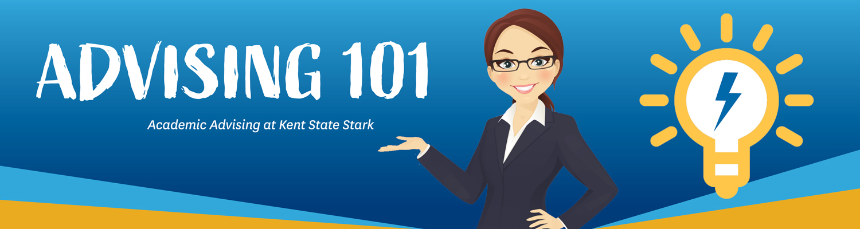 Advising 101 at Kent State Stark