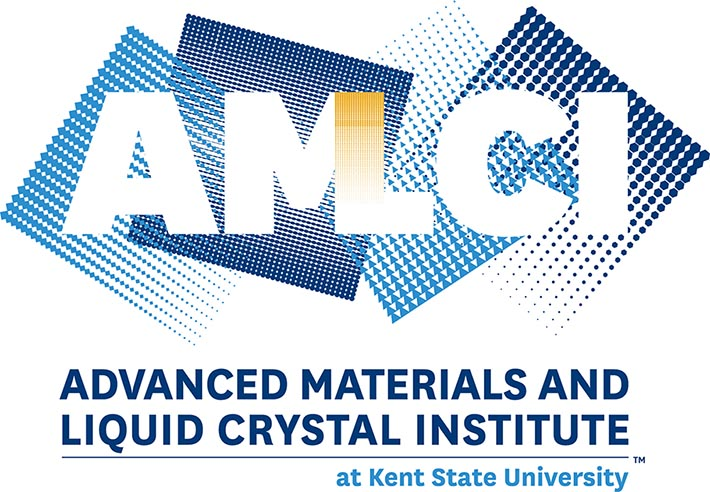Advanced Materials and Liquid Crystal Institute at Kent State University Graphic