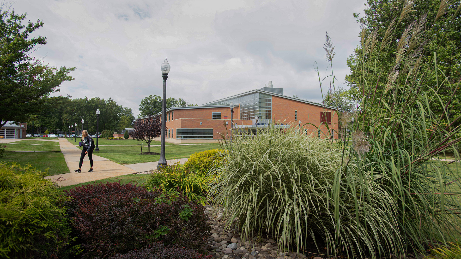 Ashtabula Campus View.