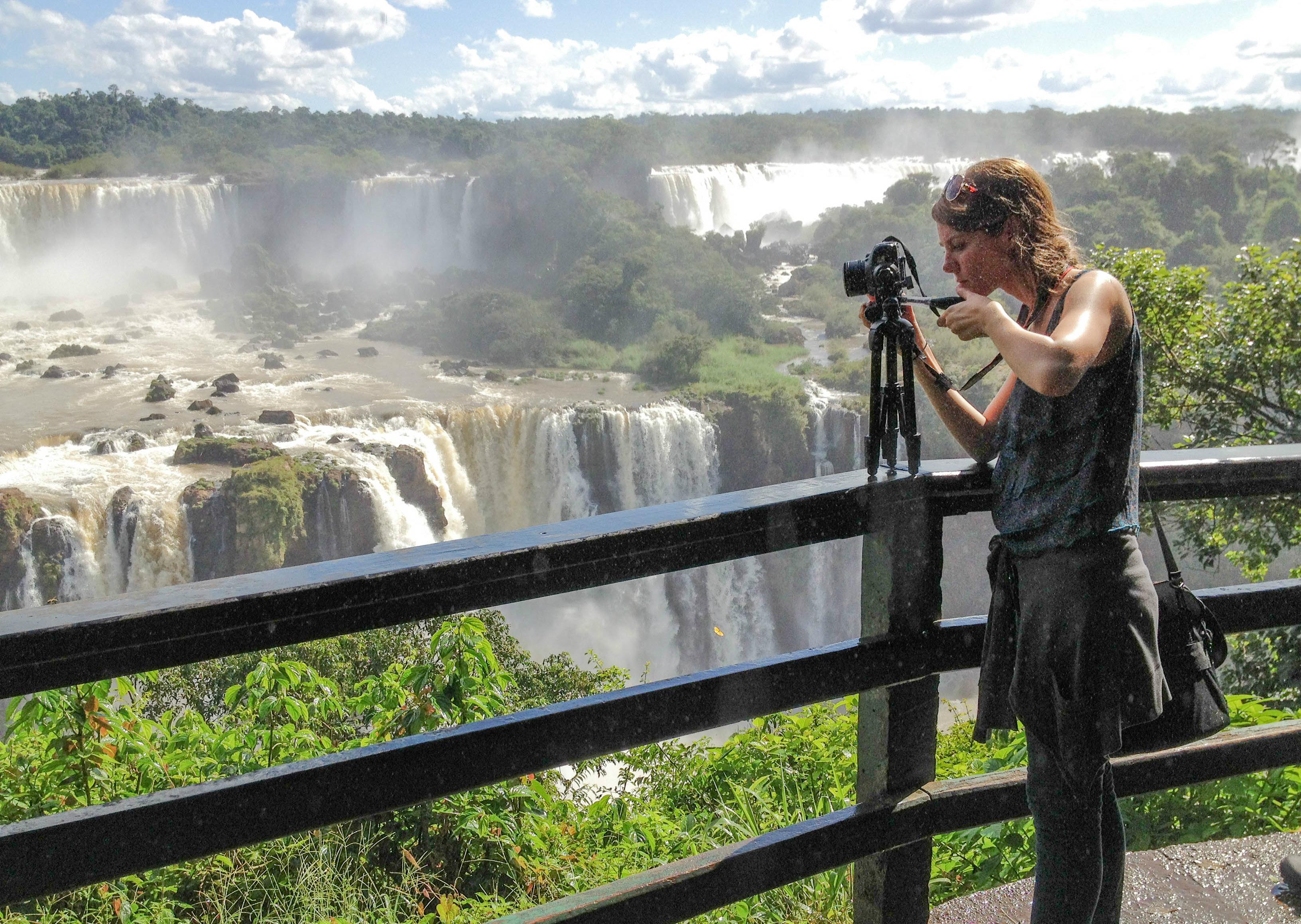 Iguazu Falls, Brazil