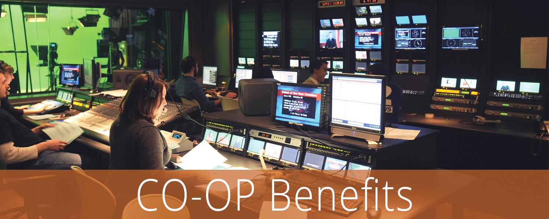 Co-op Benefits