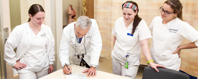 Nursing at Kent State Stark