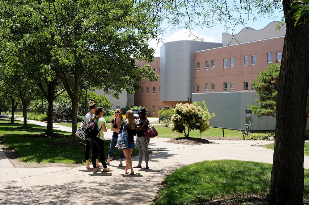 Math Sciences Building