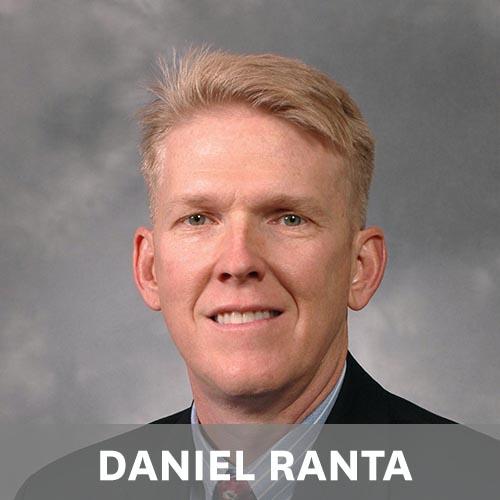 Dan Ranta headshot