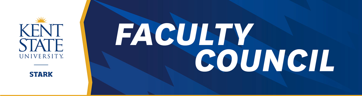 Faculty Council at Kent State Stark