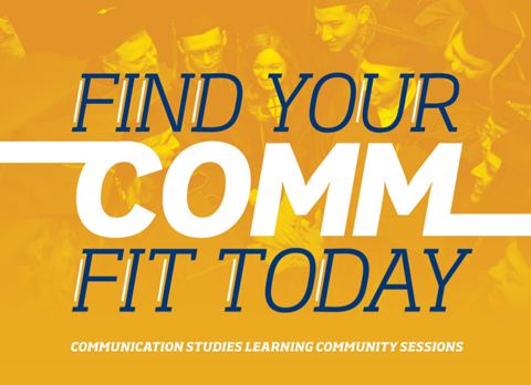 Find Your Comm Fit Today Sessions