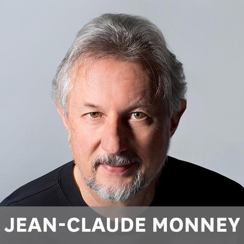 Jean-Claude Monney headshot